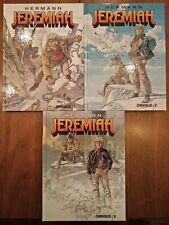 Jeremiah by Hermann Vol. 1 2 3 Omnibus Hardcover HC RARE OOP