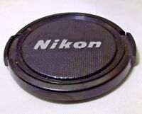 Genuine Nikon 52mm Front Lens Cap Made in Japan for 35-70mm Ai-s 28mm f2.8 24mm