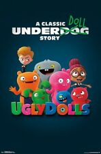 UGLY DOLLS - ONE SHEET - MOVIE POSTER - 22x34 - 17391
