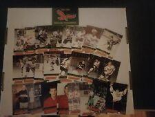 1993-94 ECHL Wheeling Thunderbirds Rare Team issued Hockey Card Set