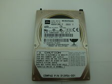 "Toshiba MK8025GAS Internal 80GB 4200 RPM, 2.5"" HDD Compaq 312954-001"