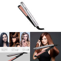 Nume Keratin Therapy Ion Hair Straightener Ceramic Plates Flat Iron Wide Panel L
