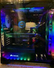 Gaming and Streaming PC - i9 9900X, RTX 2080 Ti, 64GB RAM, RGB