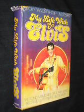 MY LIFE WITH ELVIS PRESLEY BECKY YANCEY PRIVATE SECRETARY HARD COVER BOOK DJ
