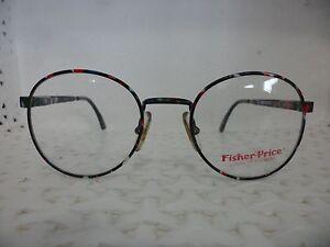 Fisher Price Eyewear Lisa L120 Vintage 80's Childrens Eyeglasses (RJ14)