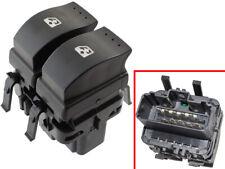 RENAULT CLIO II MK2 98- PULSANTE INTERRUTTORE ALZACRISTALLO ALZAVETRI 8200060045