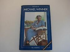 The Films of Michael Winner 1978 1st Ed. Bill Harding, Muller Publishers