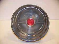 1960 DODGE POLARA MATADOR REVERSE BACK UP LIGHT OEM LENS & HOUSING #1961201