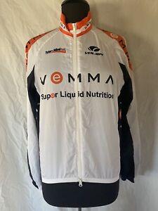 Voler Cycling Bike Raglan Jacket Wind Breaker Full Zipper Vented Men's Small