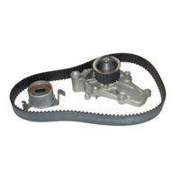 Engine Timing Belt Kit with Water Pump Airtex AWK1362