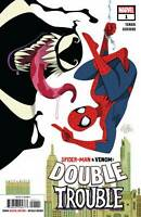 Spider-Man Venom Double Trouble #1 Marvel comic 1st Print 2019 unread NM