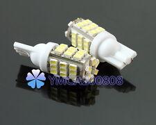 2X Bombilla 42SMD LED Lámpara Luz de Señal T10 W5W 12V 5000-6000K para Coche