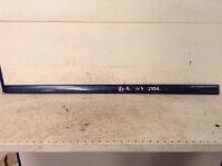 MERCEDES ML CLASS W163 FRONT LEFT PASSENGER SIDE DOOR MOULDING TRIM 1636900162