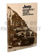 repair manuals literature for jeep j10 ebay rh ebay com Jeep Service Manual Jeep Service Manual