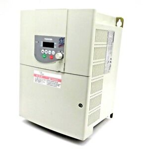 Gebraucht Toshiba VFS9-4055PL-WN 7.5 HP Micro Drive VFS94055PLWN