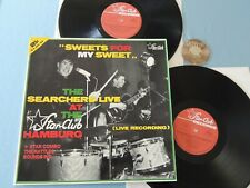 2 LP The SEARCHERS at Star CLub Rattles Sound Inc. 1979 Germany | M- to EX