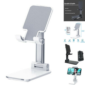 Universal Foldable Mobile Phone Stand Tablet Holder Galaxy S20 iPad Mini 5 Desk