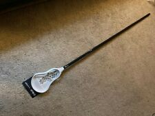 "Warrior Evo Warp 72"" defense lacrosse stick *white* *NEW*"