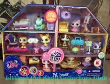 Littlest Pet Shop SUPER RARE! K Mart Excl PET HOUSE w/ 9 Pets lot #1655-1663 NIB