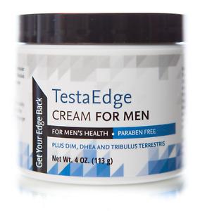 LEL TESTAEDGE TESTOSTERONE CREAM~MEN~GAIN LEAN MUSCLE~BODYBUILDING~STAMINA