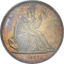1836 Gobrecht Silver Dollar Original | PCGS Proof-62 CAC (Toned)