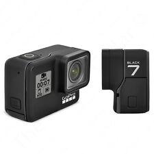 GoPro HERO7 Black 12 MP 4K Action Camera Camcorder CHDHX-701