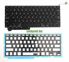 "New Keyboard Backlight for Macbook Pro Unibody 17"" A1297 2009 2010 2011 2012 US"