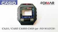 VINTAGE CASE/CAJA  CASIO CMD-30 NOS