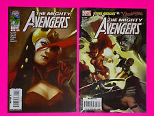 MIGHTY AVENGERS 28+29 (MARVEL 2009) YOUNG AVENGERS | SCARLET WITCH | KATE BISHOP