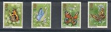 GREAT BRITAIN stamps MNH UK Butterflies 13.05.1981