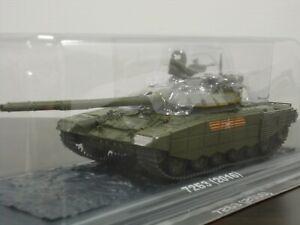 1:43 T-72B3 (2016), Russian Main Battle Tank, #39 Our Tanks Modimio