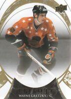 2015-16 Upper Deck Trilogy Hockey #100 Wayne Gretzky NHL All-Star