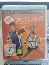 PS3 PlayStation 3 EA Sports Active 2 - Game Only PREOWNED Boxed