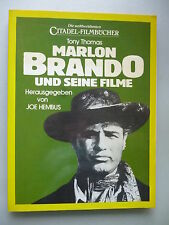 Marlon Brando und seine Filme 1980 Citadel-Filmbücher