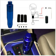 Universal Blue Aluminum Alloy Automatic Gear Stick Shifter Shift Knob