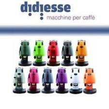 Macchina caffè Borbone DIDIESSE FROG Revolution BASE 220V cialde carta ESE 44