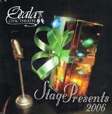 Ocala FL Civic Theatre Stage Presents 2006 Christmas CD