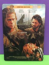 TROYA - DVD- LIMITED EDITION-USADO GARANTIZADO