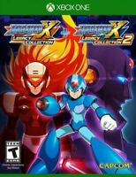MegaMan X Legacy Collection 1 & 2 XBOX ONE  Usa version