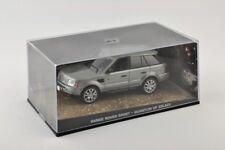 Modelcar Diecast 1/43 Diorama Range Rover Sport James Bond 007 Quantum of Solace
