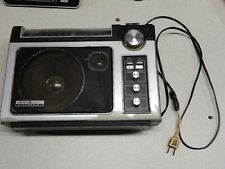 General Electric Superadio Ii in Rough Condition - Works
