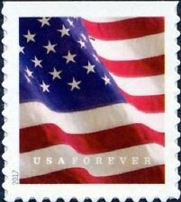 2017 49c U.S. Flag ATM Booklet Forever Single, SA Scott 5162 Mint F/VF NH