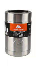 New Ozark Trail 12 Ounce Double Wall Can Cooler Cup With Silver Lid