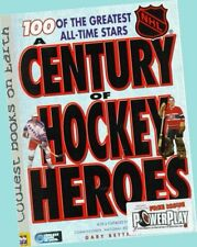 A Century of Hockey Heroes: 100 of the Greatest All-Time Stars SC NM Duplacey