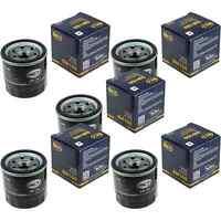 5x SCT Ölfilter SM 160 Oil Filter
