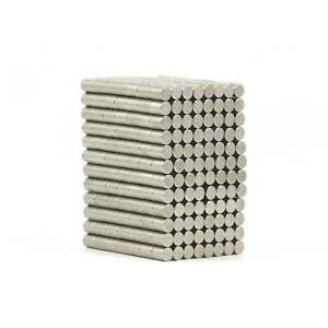 N38 4mm dia x5mm strong Neodymium rod magnets craft fridge DIY cheap Var.Packs