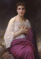 """high quality oil painting handpainted on canvas"""" maiden"""""""
