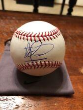 Albert Almora Jr Signed Official Major League Baseball Psa Dna Coa Chicago Cubs