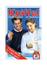 3 Kniffelblöcke (Spiel) Schmidt Spiele 49039