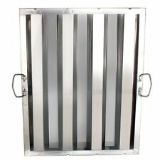 """(6) Filter Stainless Hood Grease Filters Different Sizes (16"""" X 20"""")Tslhf1620-6"""
